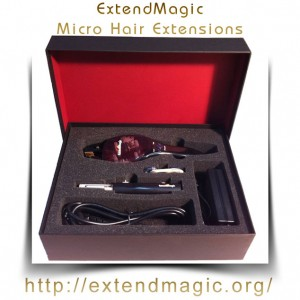 Extend Magic Hair Extensions System
