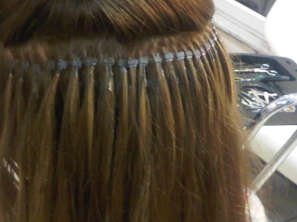 Halkalı Kaynak Saç