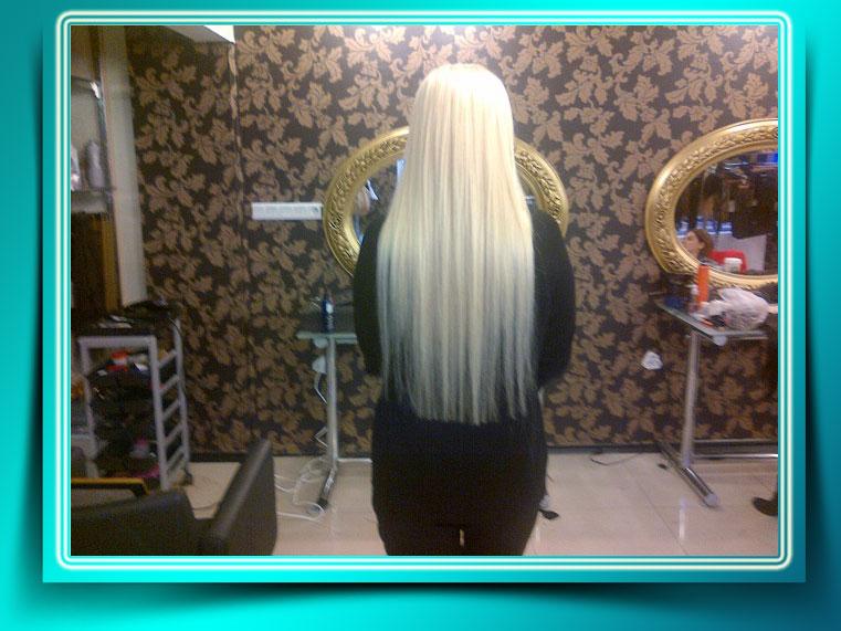 Mikro Saç Kaynak Platin Sarısı