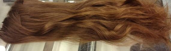 Gerçek İnsan Saçından Saç Kaynağı
